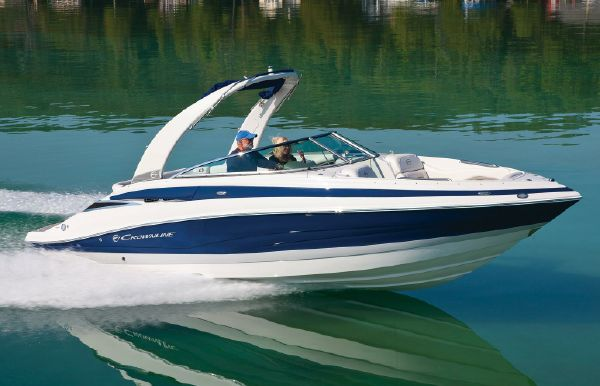 2017 Crownline 255 SS