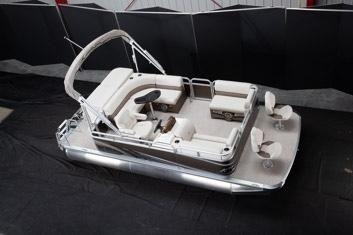 Avalon Venture Cruise Bow Fish