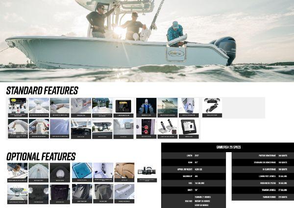 Sea Hunt Gamefish 25 image
