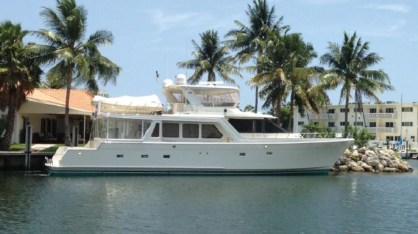 Offshore 72 Motor Yacht Profile