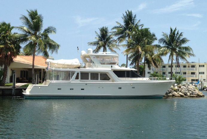 2006 Offshore 72 Motor Yacht