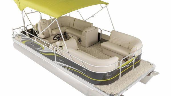 APEX MARINE Qwest LS 820 Lanai Cruise