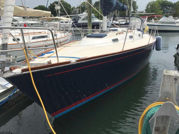 1994 Tartan 3500 Wickford, Rhode Island - Springline Yacht Sales