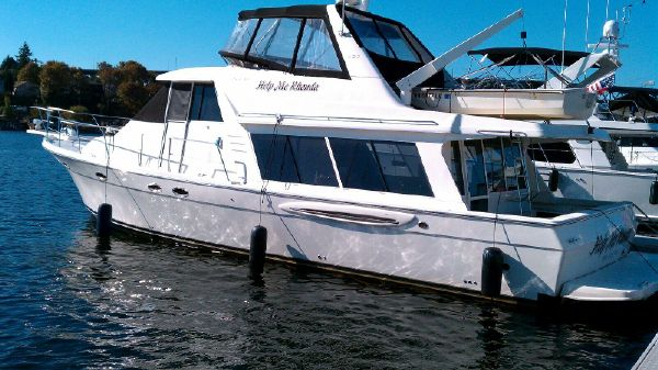 Meridian 490 Pilothouse 490 Meridian Pilothouse 2004