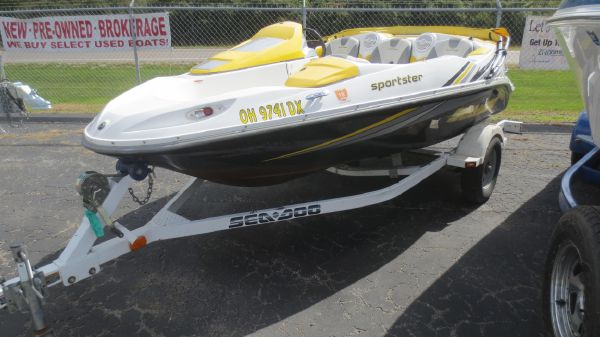 Sea-Doo Sportster - 15'