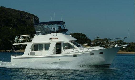 Goldwater 45 ES Trawler