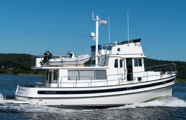 2018 Nordic Tugs 44