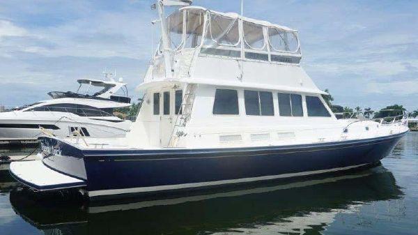 Little Harbor WhisperJet Flybridge Cruiser
