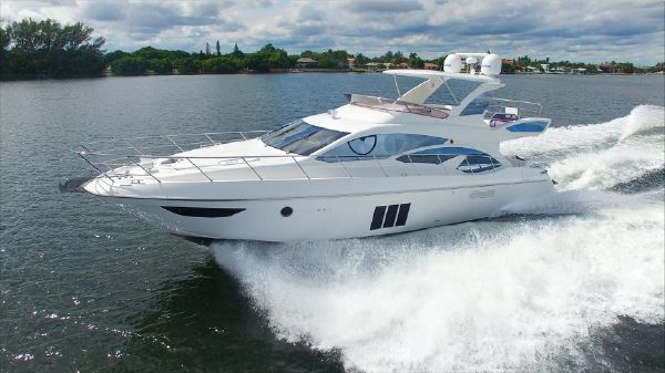 Azimut 60 Flybridge - Trade-In