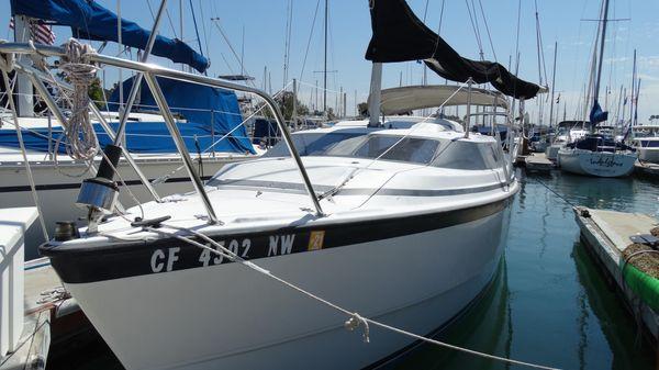 MacGregor 26 Power Sailer