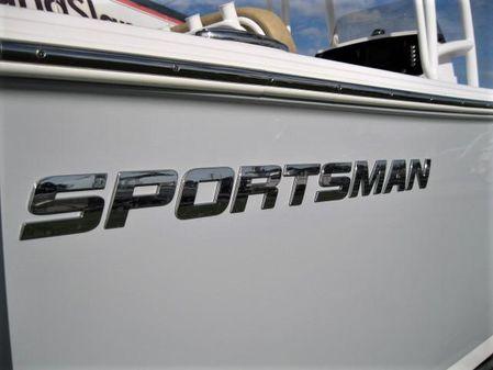 Sportsman Open 232 Center Console image