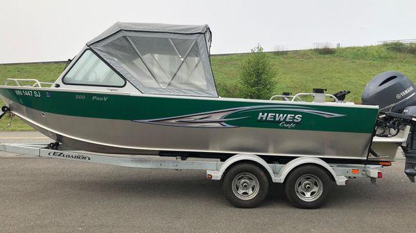 Hewescraft 200 Pro V ET B3287U