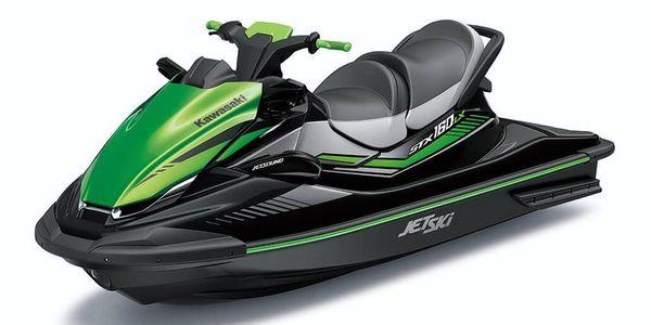 Kawasaki STX160LX image