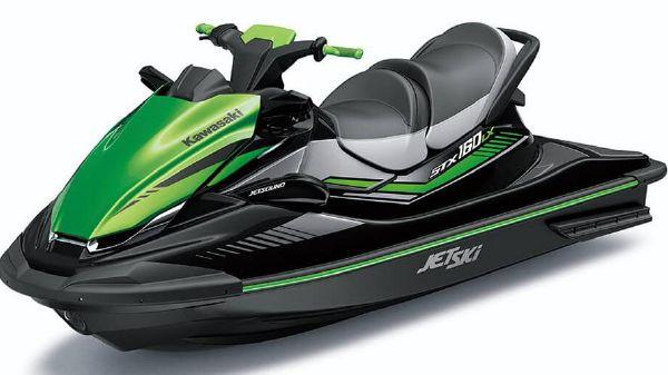 Kawasaki STX160LX