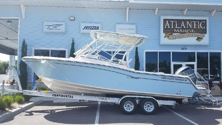 2018 Grady-White Freedom 235 PORT ORANGE, Florida - Atlantic Marine