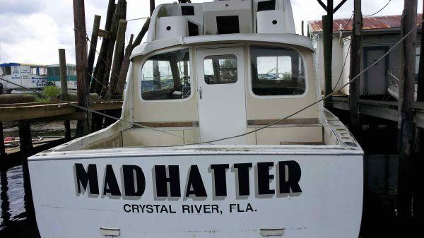 Hatteras 34 Sportfish