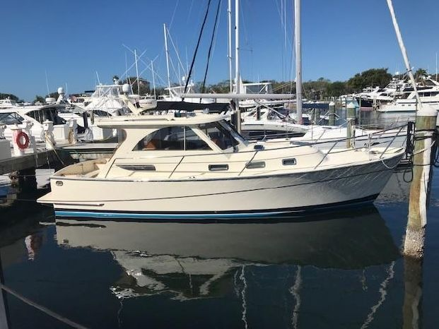 2007 Legacy Yachts