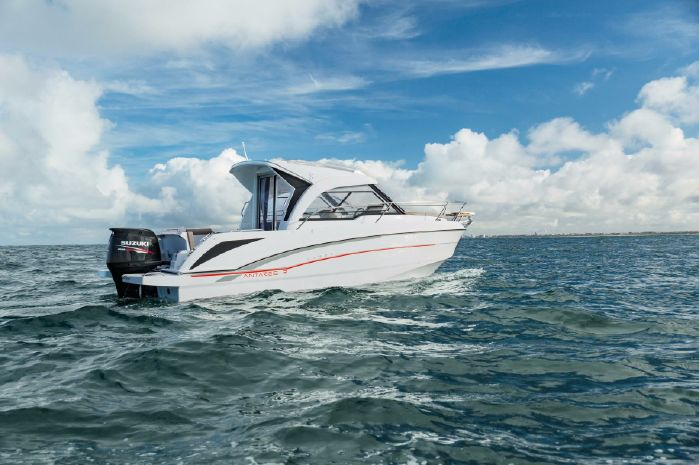 2017 Beneteau Antares 7 Malta Approved Boats