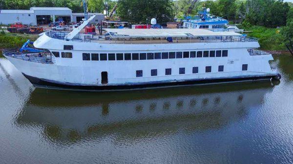 Duckworth Passenger Vessel