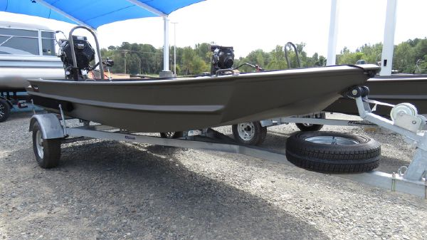Go-Devil 16x60 Surface Drive Boat