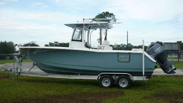 Sea Hunt 275 Ultra