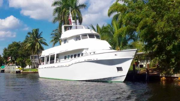 Custom Breaux Bay Passenger Vessel