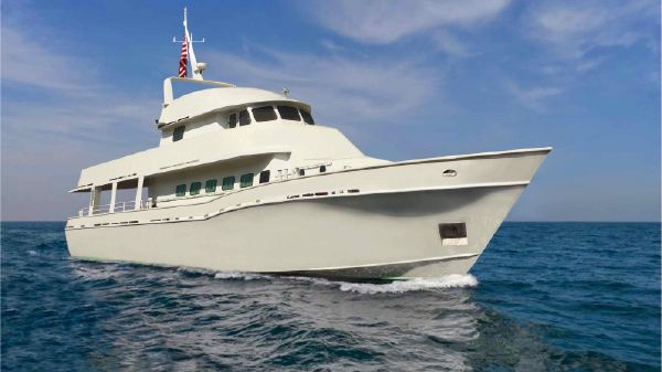 Custom Breaux Bay Passenger Vessel