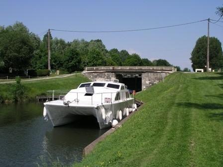 Catamaran Electric drives