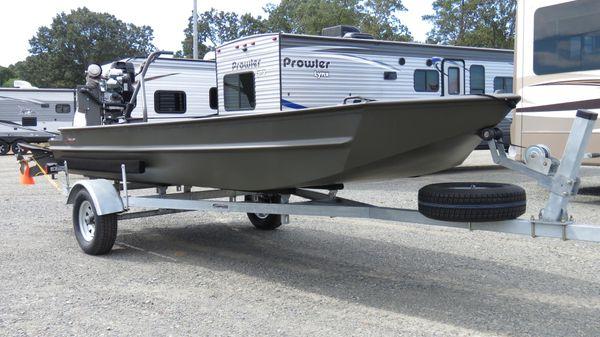 Go-Devil 16x54 Surface Drive Boat