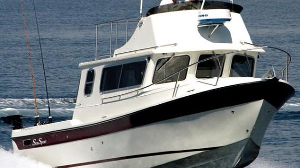 SeaSport Adventurer 2700