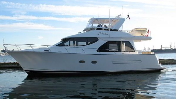 West Bay 54' Pilothouse