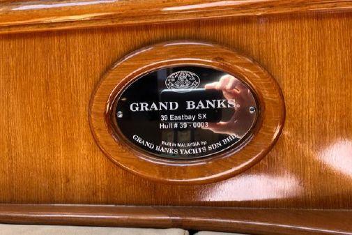 Grand Banks 39 Eastbay SX image
