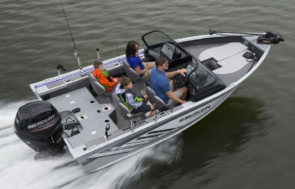 2018 Smoker Craft 172 Explorer