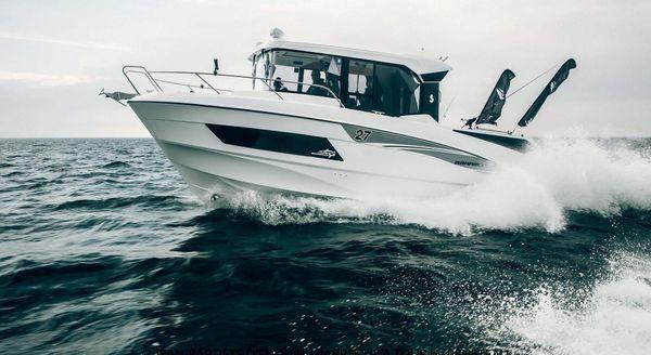 Beneteau America Barracuda 27 OB image