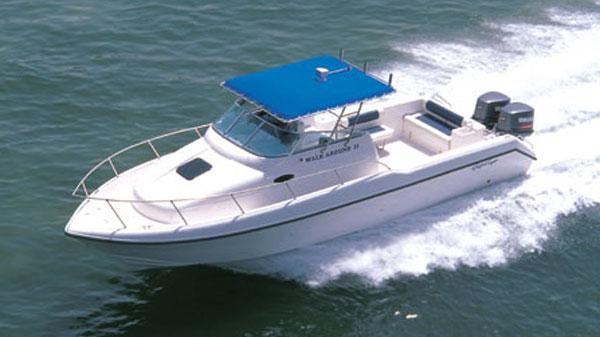Gulf Craft Walkaround 31 Manufacturer Provided Image
