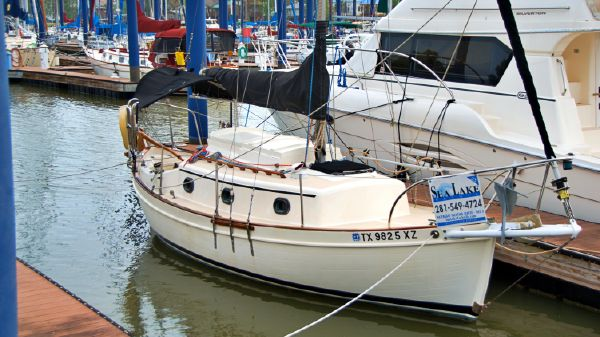 Pacific Seacraft 25 (restored)