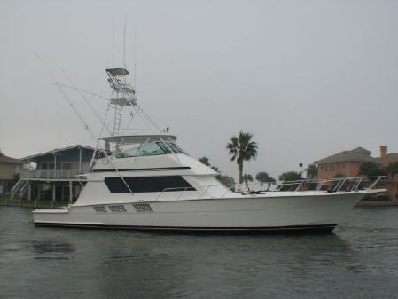 Hatteras 65 Convertible image