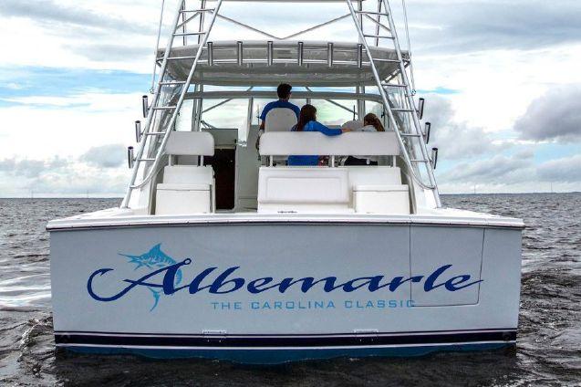 Albemarle 36 Express image