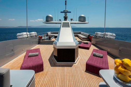 Motor Yacht ADMIRAL 137' image