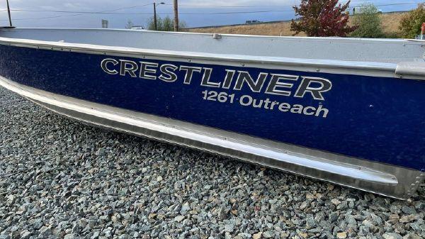 Crestliner 1261 Outreach B3348