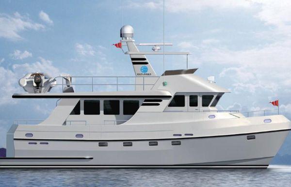 2019 Explorer Motor Yachts Odyssey 52
