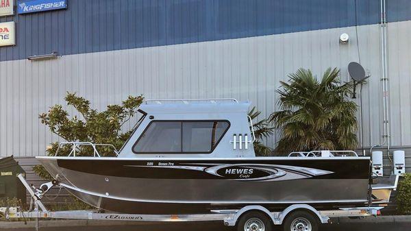 Hewescraft 220 Ocean Pro HT ET B3137