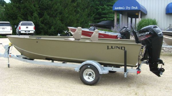 New Lund 1800 Alaskan Tiller Boats For Sale - Nortons Dry