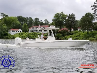 2017 Boston Whaler<span>270 Dauntless</span>