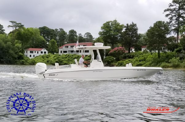 Boston Whaler 270 Dauntless - main image