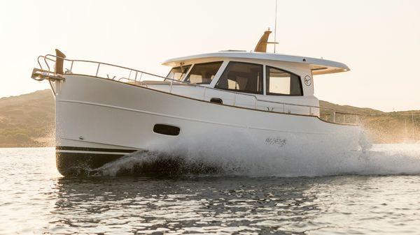 Sasga Yachts Menorquin 34