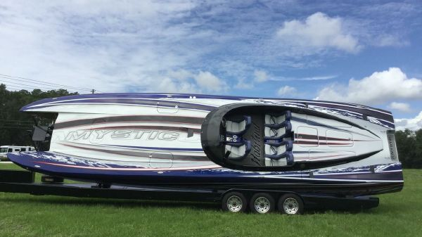 Mystic Powerboats C4400