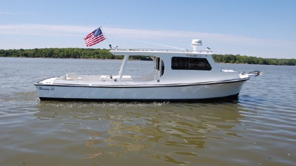 Chesapeake 33' Manning Deadrise