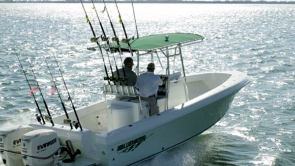 Bluewater Sportfishing 23T Tournament Edition