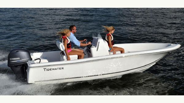 Tidewater 170 CC Adventure Manufacturer Provided Image